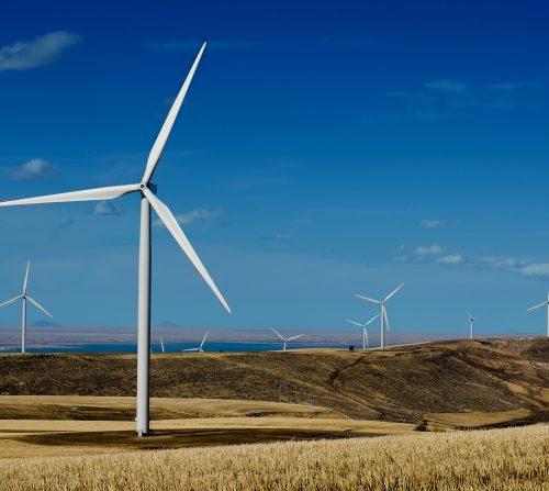 Windkraftanlage von Nordex