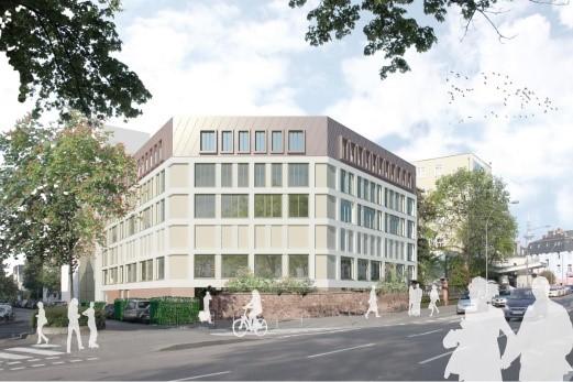 Ersatzneubau Bürgerhospital Frankfurt