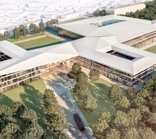 Für den Neubau der DFB Akademie berechnen rotermund.ingenieure die Lebenszykluskosten