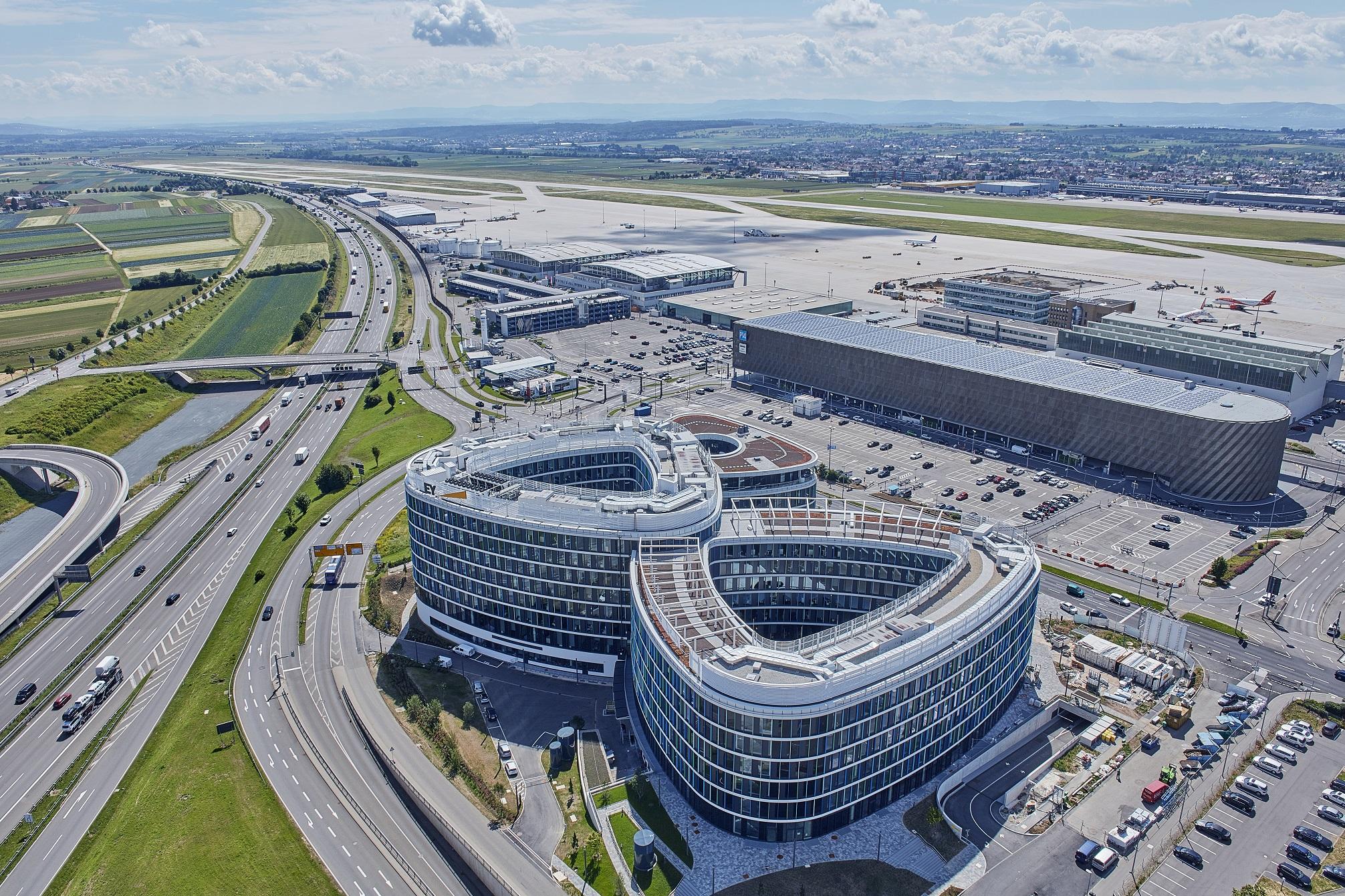 Skyloop Flughafen Stuttgart